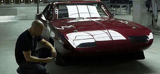El Dodge Charger Daytona De Toretto Www Mundomotorizado Com