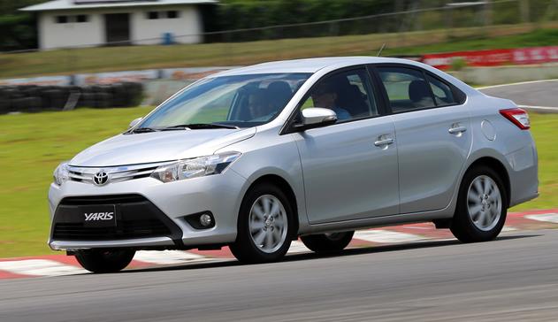 Nuevo Toyota Yaris Sedan 2014 : De Yaris…solo el nombre | www
