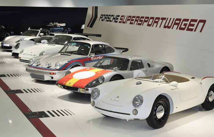 El Museo Porsche ha inagurado una nueva exposición especial