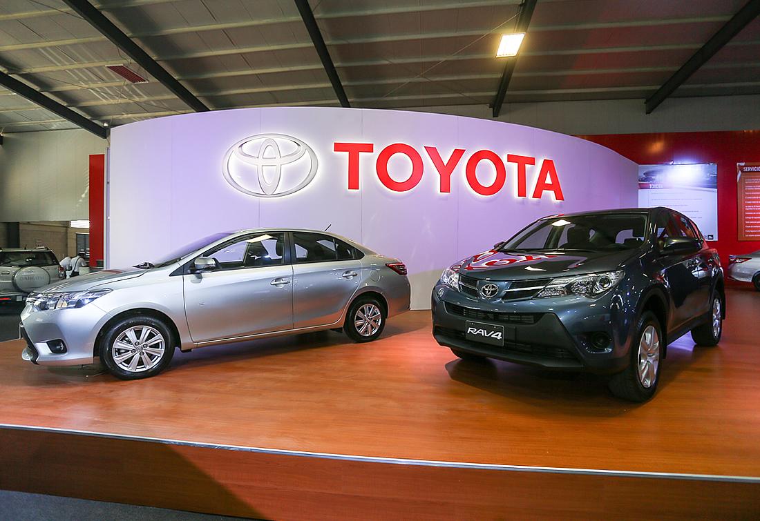 Toyota Presenta Sus Nuevos Autos Corolla Y Yaris Hatchback