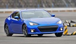 BRZ es el sétimo modelo de Subaru que gana cinco estrellas de seguridad