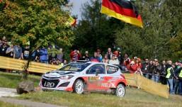 El belga Neuville (Hyundai) gana el Rally de Alemania