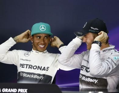 """Me aseguraré de no estar 'rueda a rueda' con Nico"""""""