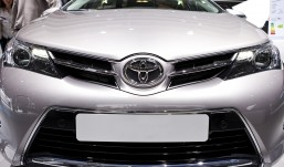 Toyota, primer líder mundial