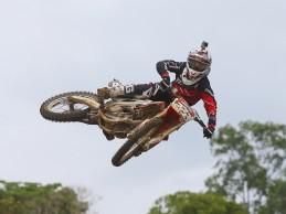 Ricardo Chacón terminó segundo en latinoamericano de motocross MX2