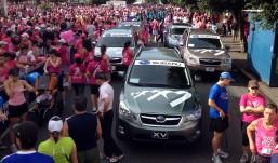 Subaru se solidariza una vez más en la lucha contra el cáncer de mama