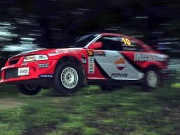 Bacherer y Carvajal ganaron rally en Solimar y calientan el campeonato