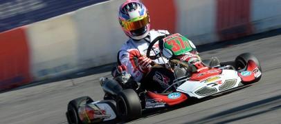 Formal consigue un podium en los Supernationals de kartismo