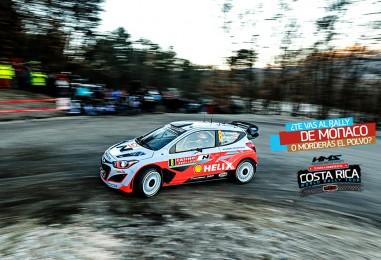 Hyundai te lleva al WRC en Montecarlo
