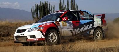 Molina y Corrales buscarán subcampeonato del Rally Nacam en Jamaica