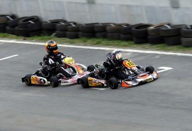 Fotografías de la sexta final del kartismo 2014