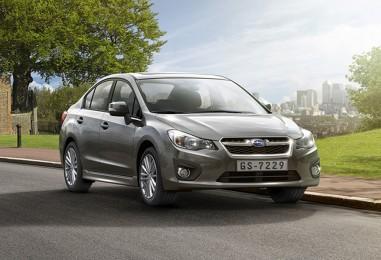 Subaru Impreza 2015 obtiene la más alta calificación de seguridad en Estados Unidos