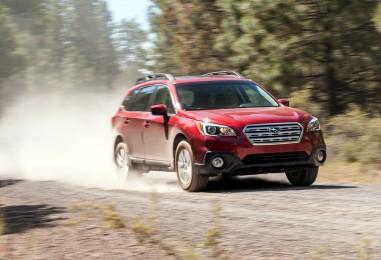 Subaru Outback obtiene cinco estrellas en prueba de seguridad Euro NCAP