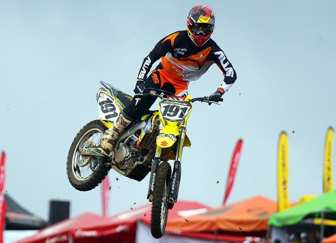 Roberto Castro continuará con Suzuki este temporada