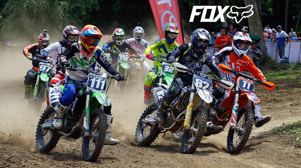La categoría MX2 por ahora es la más espectacular de la temporada.