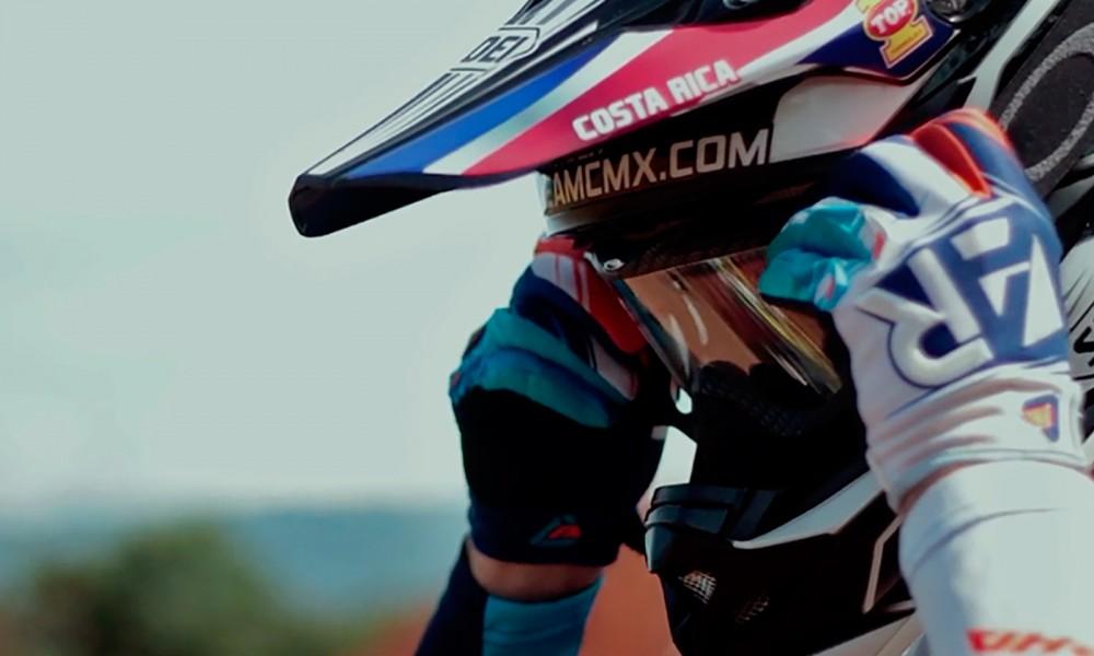 Roberto Castro, Campeón Nacional de Motocross 2015