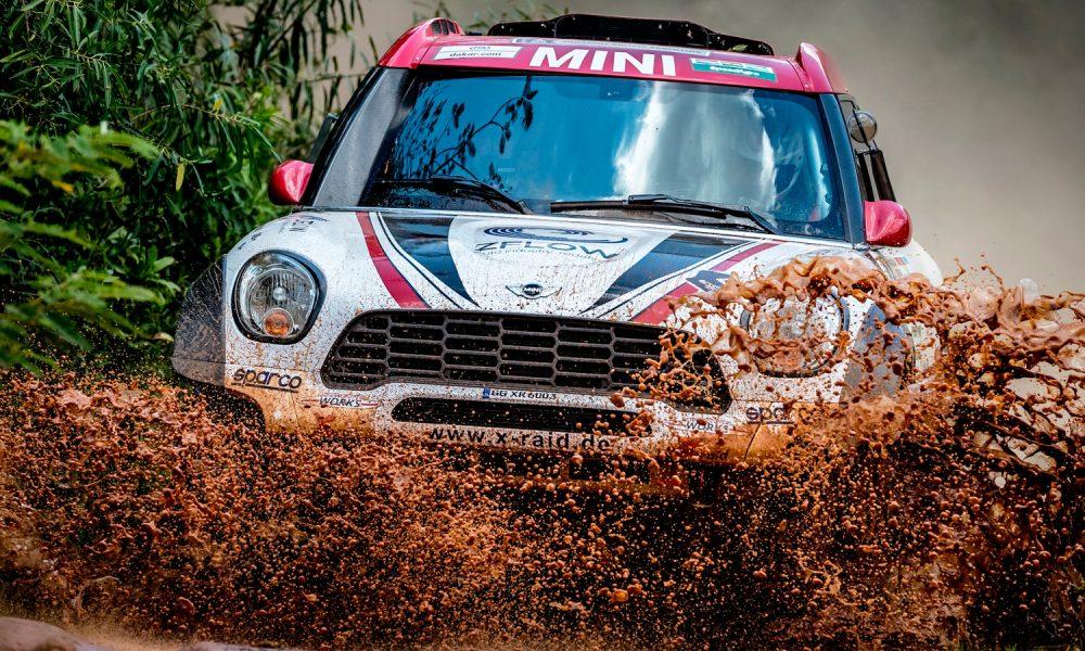 La familia MINI en el Rally Dakar 2017