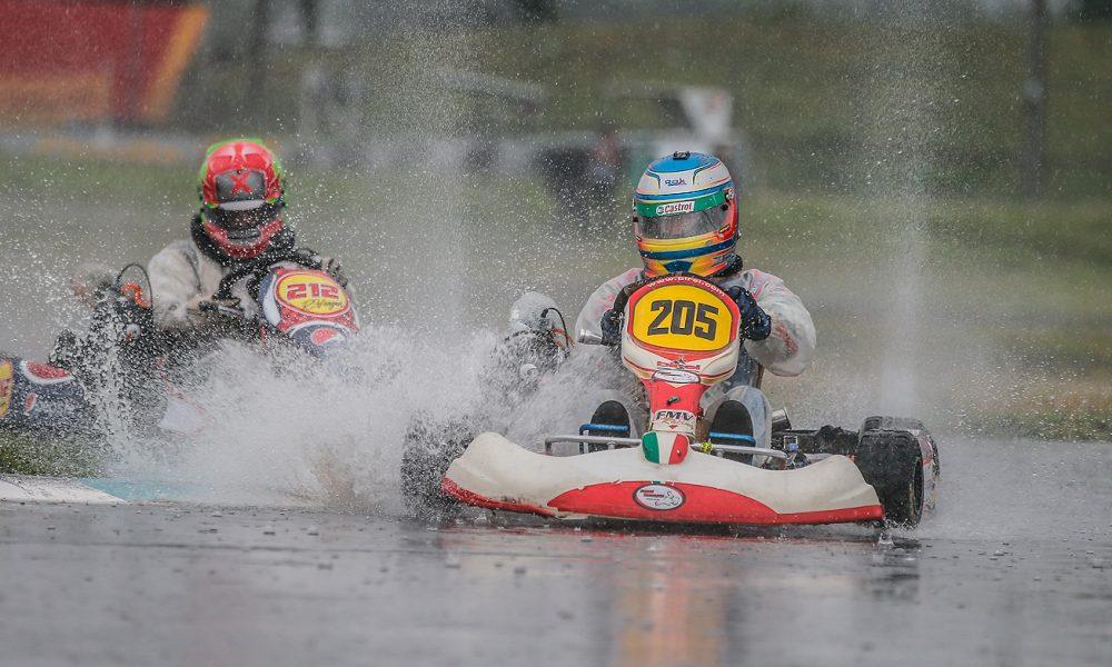 Formal y Valverde ganaron quinta fecha del kartismo