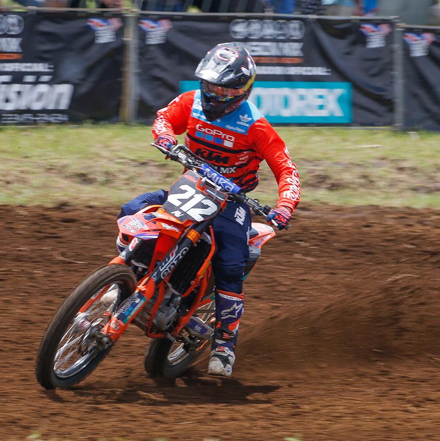 Chase Marquier, Pasión MX