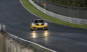 Porsche 911 GT2 RS bate el récord de Nürburgring