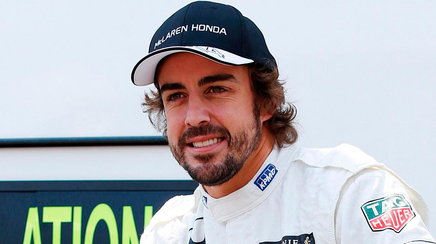 Fernando Alonso correrá las 24 horas de Daytona en 2018