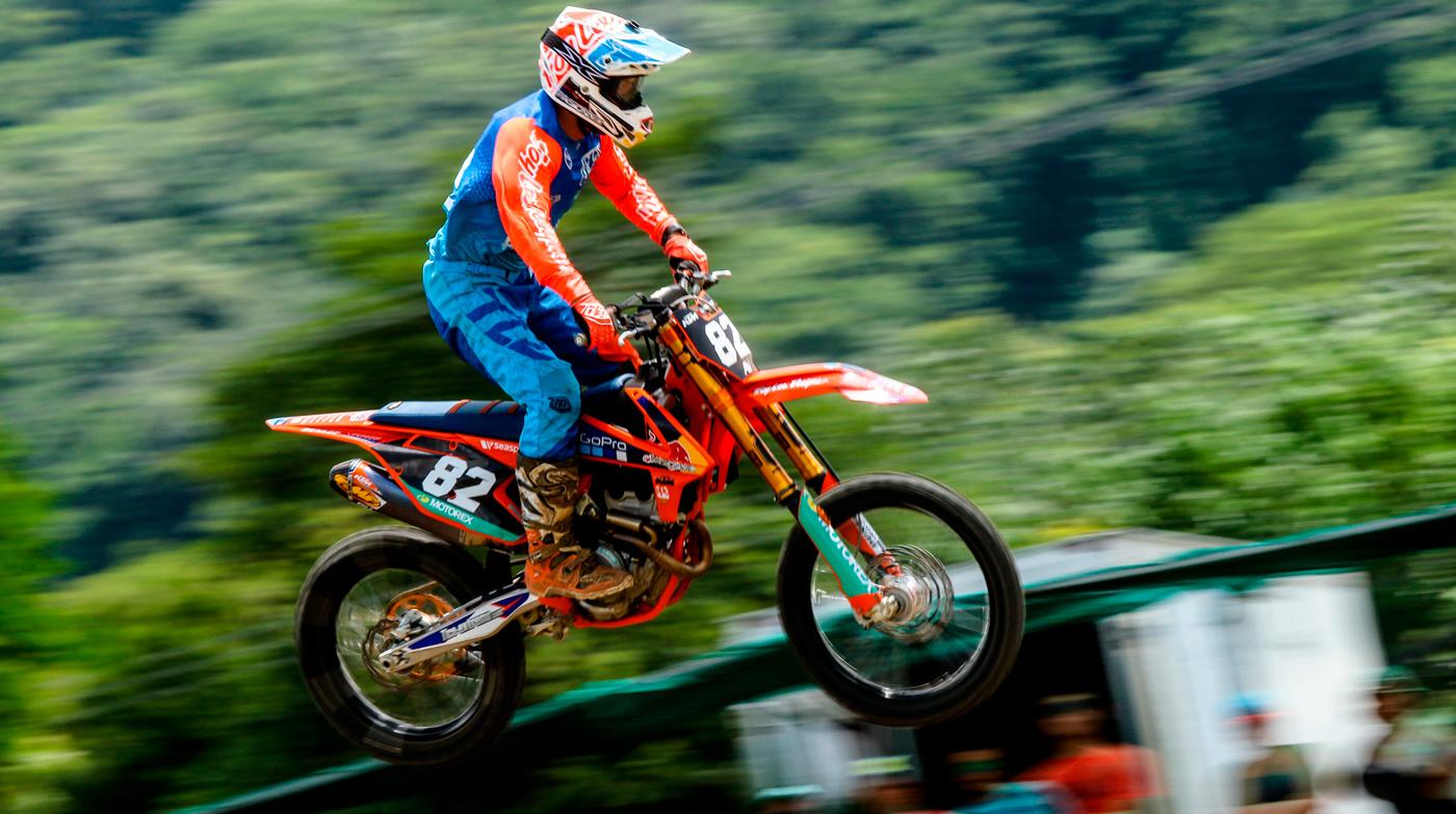Castillo y Chaves buscarán título latino de motocross MX2