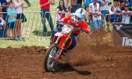 Chaves el mejor tico en latinoamericano de motocross MX2