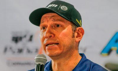 Massey está listo para enfrentar el Rally Dakar 2018