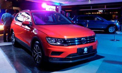 Automotriz presentó el nuevo Volkswagen Tiguan