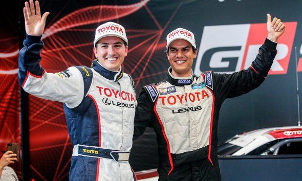 Toyota presentó sus nuevos pilotos para la temporada 2018 del CTCC