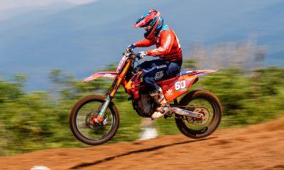 Adrián Robert llegó a 50 títulos nacionales de motocross
