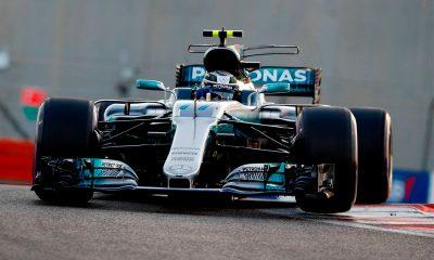 Valtteri Bottas gana el Gran Premio de Abu Dhabi