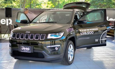 Nuevo Jeep Compass 2018 ya disponible en AutoStar
