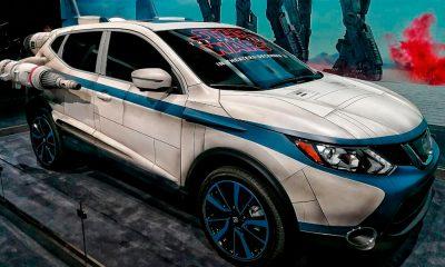 """Nissan creo 7 modelos temáticos de la película Star Wars """"Last Jedi"""""""