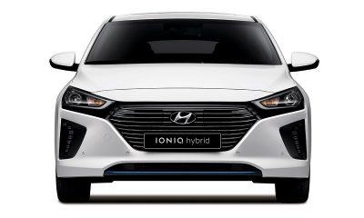 Hyundai IONIQ, auto del año 2017 para las mujeres