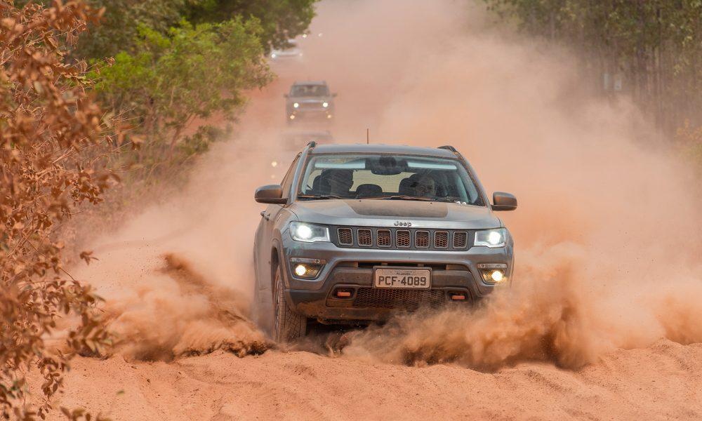 Jeep Experience Jalapão, más de 700 kilómetros a bordo del Jeep Compass