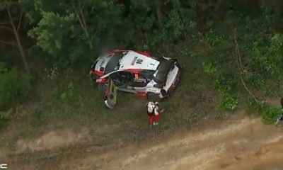 accidente Latvala