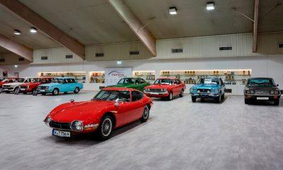 Impresionante museo histórico Toyota en Alemania