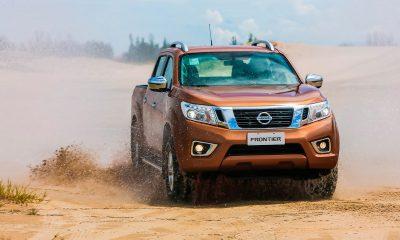 """Nissan Frontier es reconocida como la """"Pick Up del Año 2018"""" por Robb Report Brasil"""
