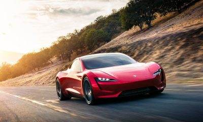 Roadster de Tesla, de 0 a 100 en solo 1,9 segundos