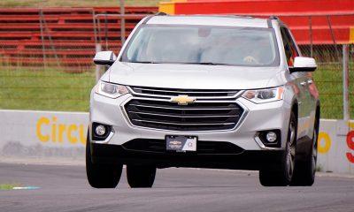 Chevrolet presentó los nuevos Traverse, Equinox y Cavalier