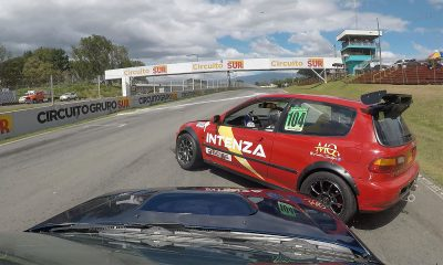 Street Racing League : video on board desde el Subaru de Kikos Fonseca