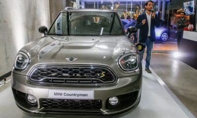 Red Motors presentó su nuevo MINI Countryman PHEV