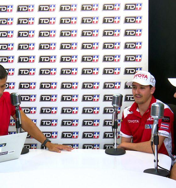 Emilio Valverde y Amadeo Quirós en mundomotorizado.com en TD+