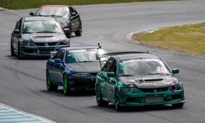 Tiempos de clasificación del Street Racing League