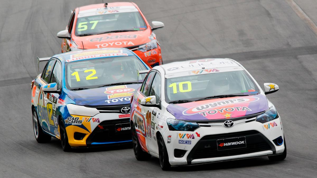 Confirmados siete nuevos pilotos en la categoría Yaris Cup