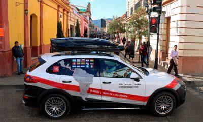 Expedición Cayenne llega a México para finalizar su recorrido