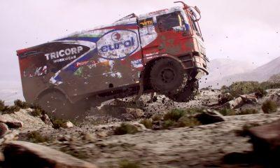 Dakar 18, el video juego oficial del Rally Dakar