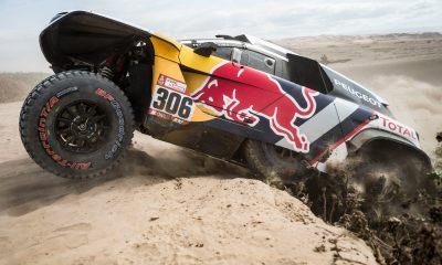 Sébastien Loeb se retira del Rally Dakar
