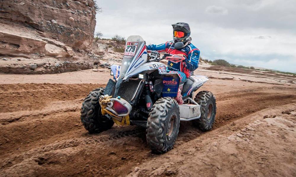 Massey da un paso más en el Rally Dakar al finalizar la etapa 11